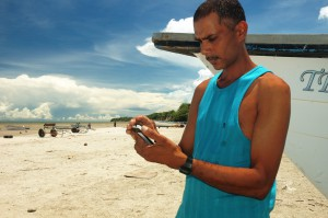 M-Fisheries by the University of West Indies. FRIDA 2012 Grantee.
