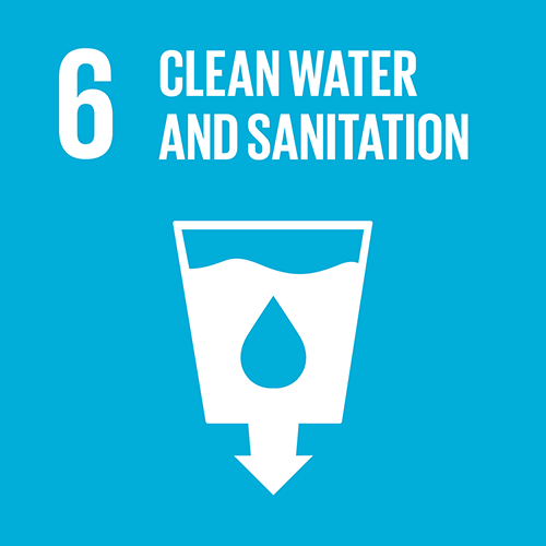 SDG goal 6 - Clean water and sanitation