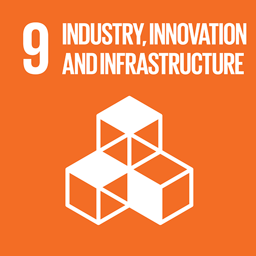 SDG goal 9 – Industry, innovation and infrastructure