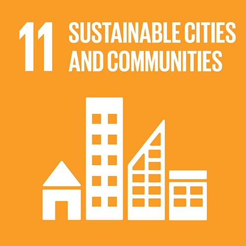 SDG goal 11 – Sustainable cities and communities