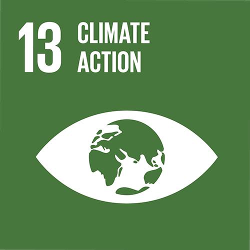 SDG goal 13 – Climate action